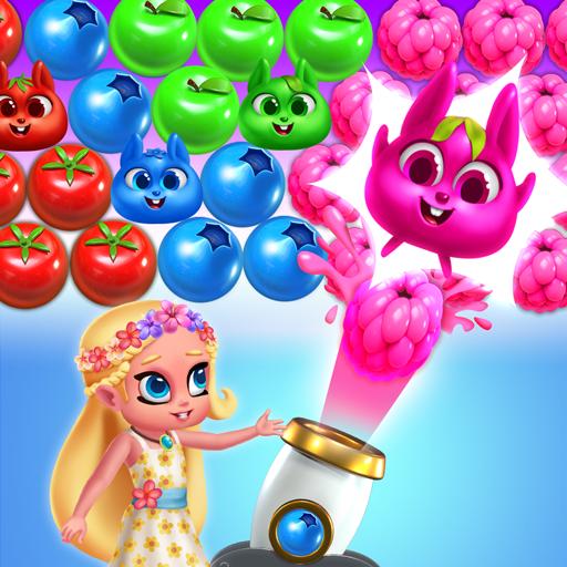 Princess Pop - Bubble Shooter Puzzle Games!