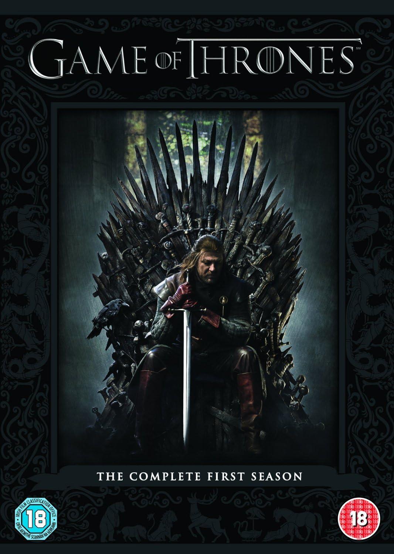 Game of Thrones: Season 1 [DVD] [2011] [2012]: Amazon.co
