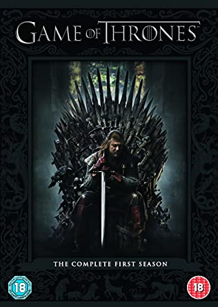 game of thrones dvd for sale