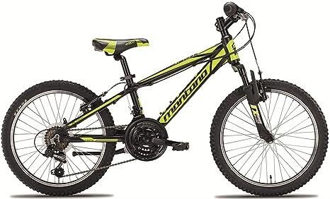 24 Pollici Montana Spidy Ragazzi Mountain Bike Alluminio 21 Gang