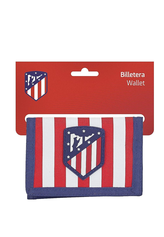 Safta 811958036, Atlético Madrid Billetero-Monedero Niños ...