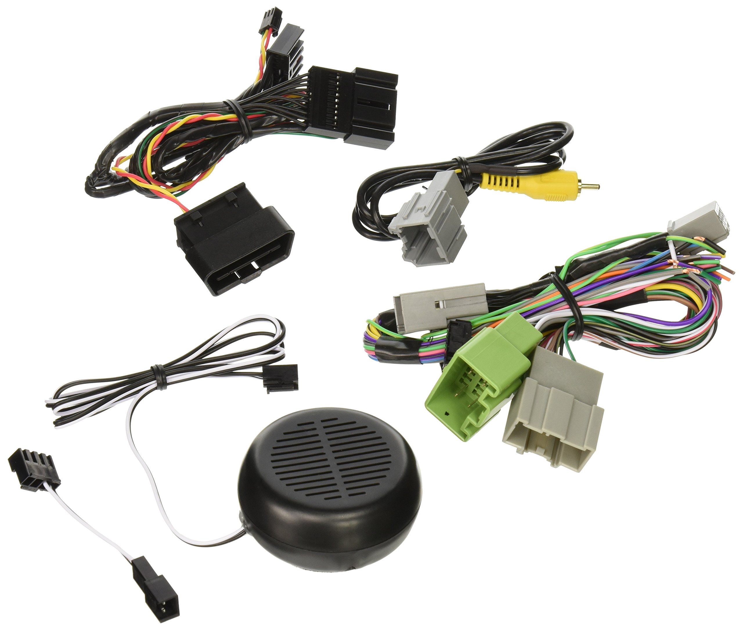Maestro HRN-RR-GM3 Plug and Play T-Harness for GM3 Vehicles, with Speaker