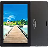 [3 Bonus Item] Simbans TangoTab 10 Inch Tablet 3 GB RAM, 64 GB Disk, Android 9 Pie   Mini-HDMI, Micro-USB, USB-A, Inbuilt GPS, Dual WiFi, Bluetooth   IPS Screen, Dual Camera Computer PC - 2020 Model