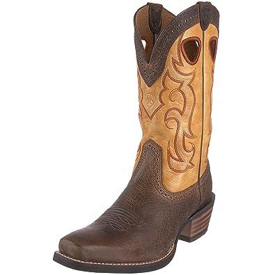 1f8a2d34f Ariat Men s Rawhide Western Cowboy Boot
