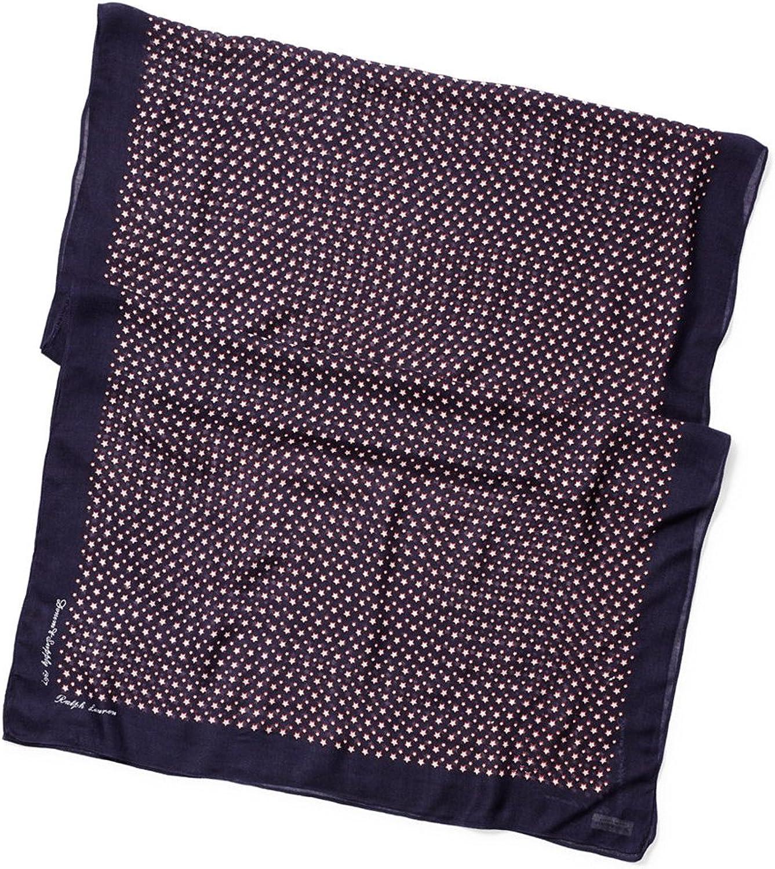 Denim & Supply Ralph Lauren Men\'s Lightweight Patterned Scarf 81itZYZxh8L