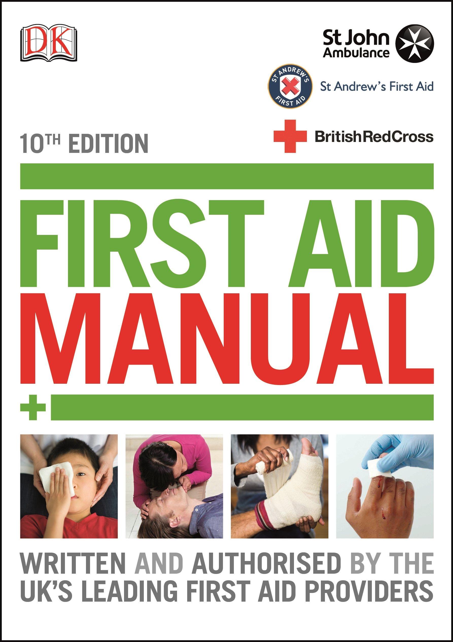 first aid manual dk 9781409342007 amazon com books rh amazon com first aid manual 9th edition first aid manual 10th edition ebay