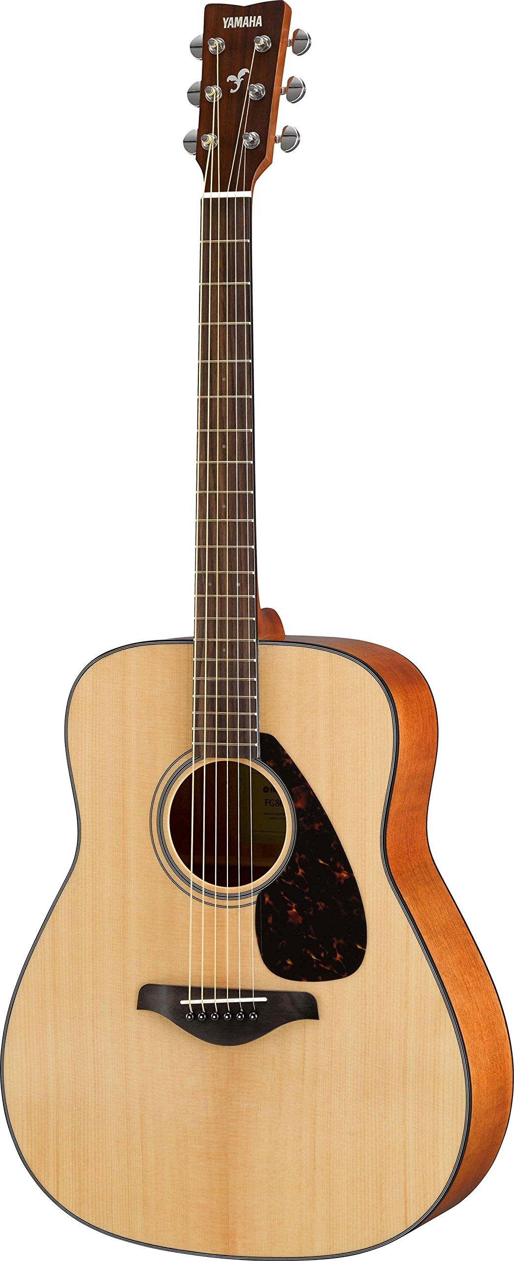 Yamaha Fg800 Solid Top Acoustic Guitar by YAMAHA