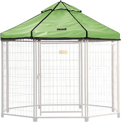 Advantek Pet Gazebo Replacement Umbrella Style Roof Frame