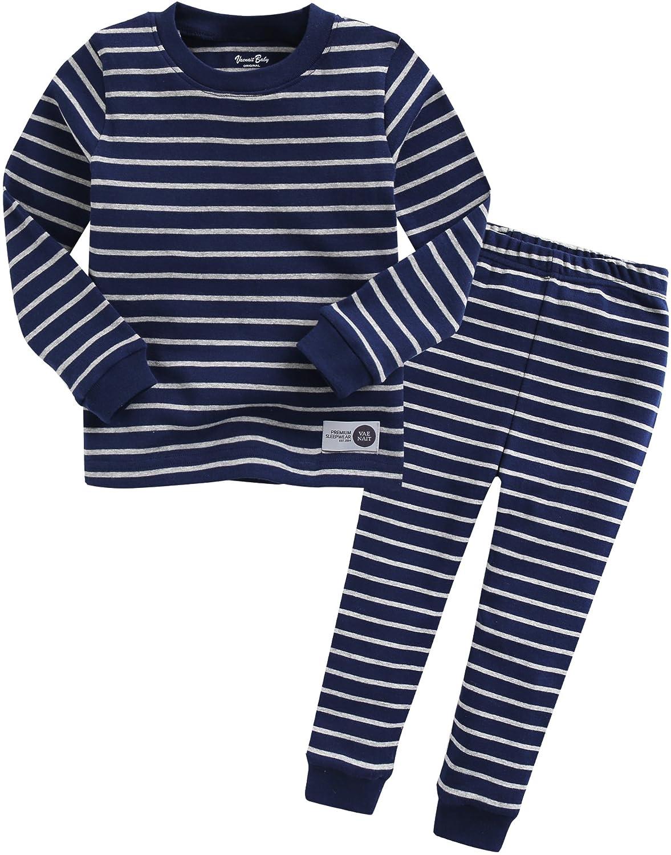 Vaenait baby 12M-7T Kids Boys Sleepwear Pajama 2pcs Set Color Pen VSWL_386