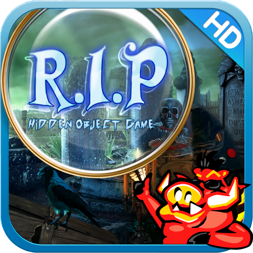 R.I.P. - Find Hidden Object - Detect P