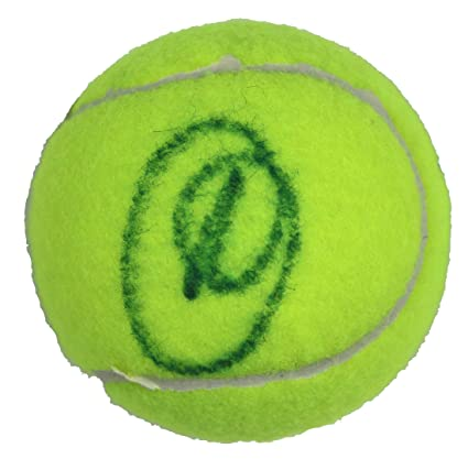 24fcffeb1 Novak Djokovic Pro Mens Tennis Player Signed Autographed Penn Tennis ...