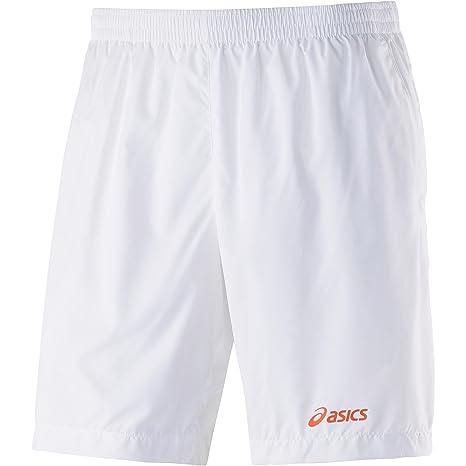 ASICS Pantalón Corto Blanco-XL: Amazon.es: Deportes y aire libre