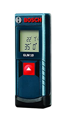 Bosch GLM 10 Compact Laser Measure, 35'