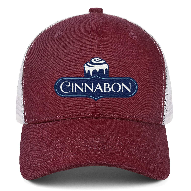Logo Cowboy Hat Bucket Hat One Size Baseball Cap WintyHC Cinnabon