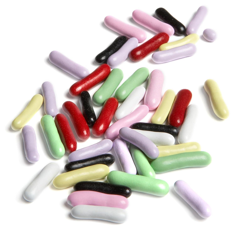 B000IKF5BQ Jelly Belly Licorice Pastels, 10-Pound Box 81itkfkZrlS