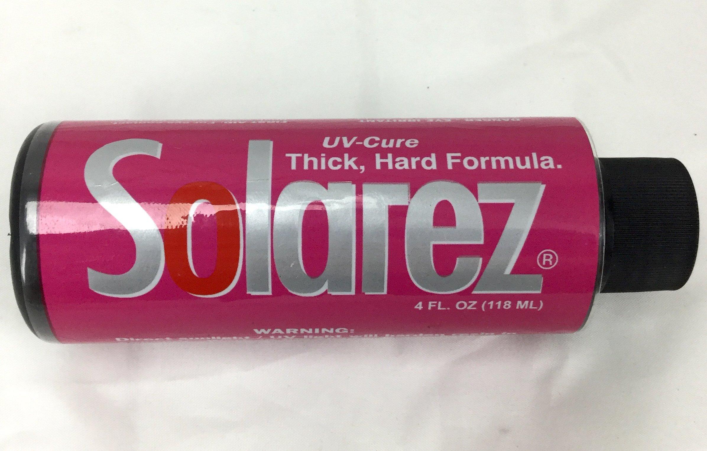 Solarez UV Cure Fly Tie Resin (4 Oz, Thick)