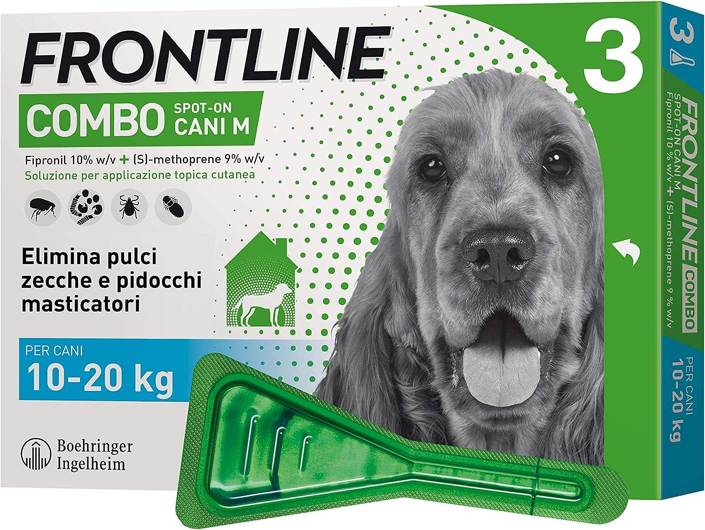 Frontline Combo 3 pipette Cane M