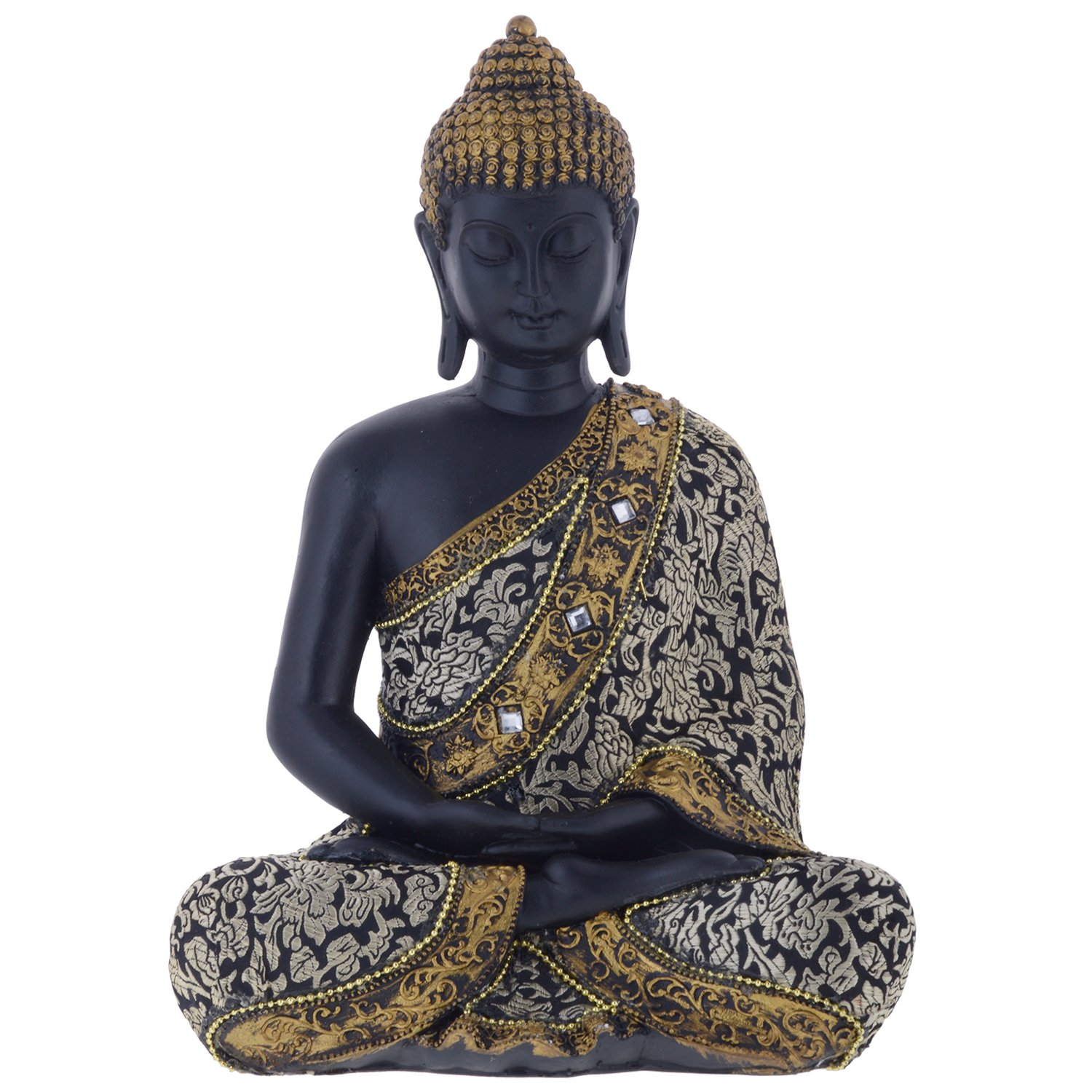 statue idol solid decor statues home for buddha dsc brass especially gift product