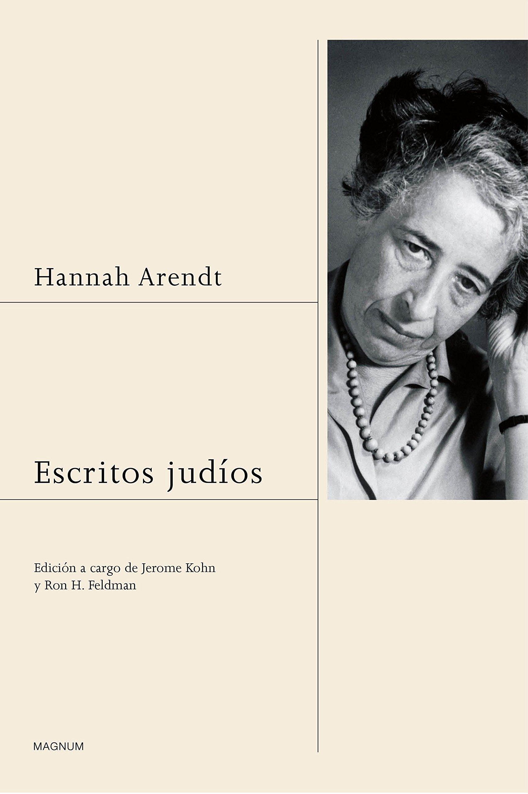 Escritos judíos: Edición a cargo de Jerome Kohn y Ron H ...