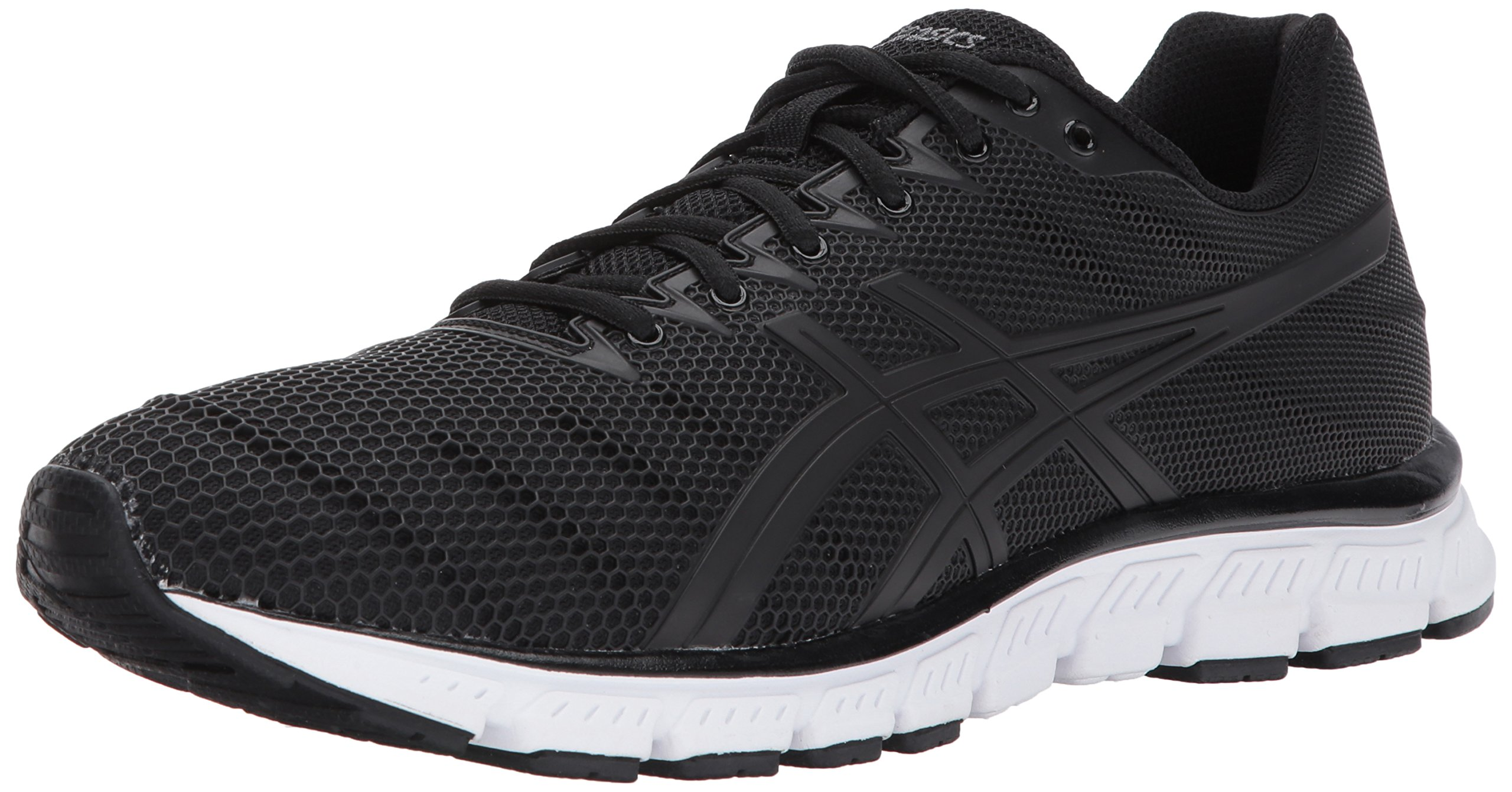 ASICS Men's JB Elite TR Wrestling-Shoes, Black/Black, 12 Medium US