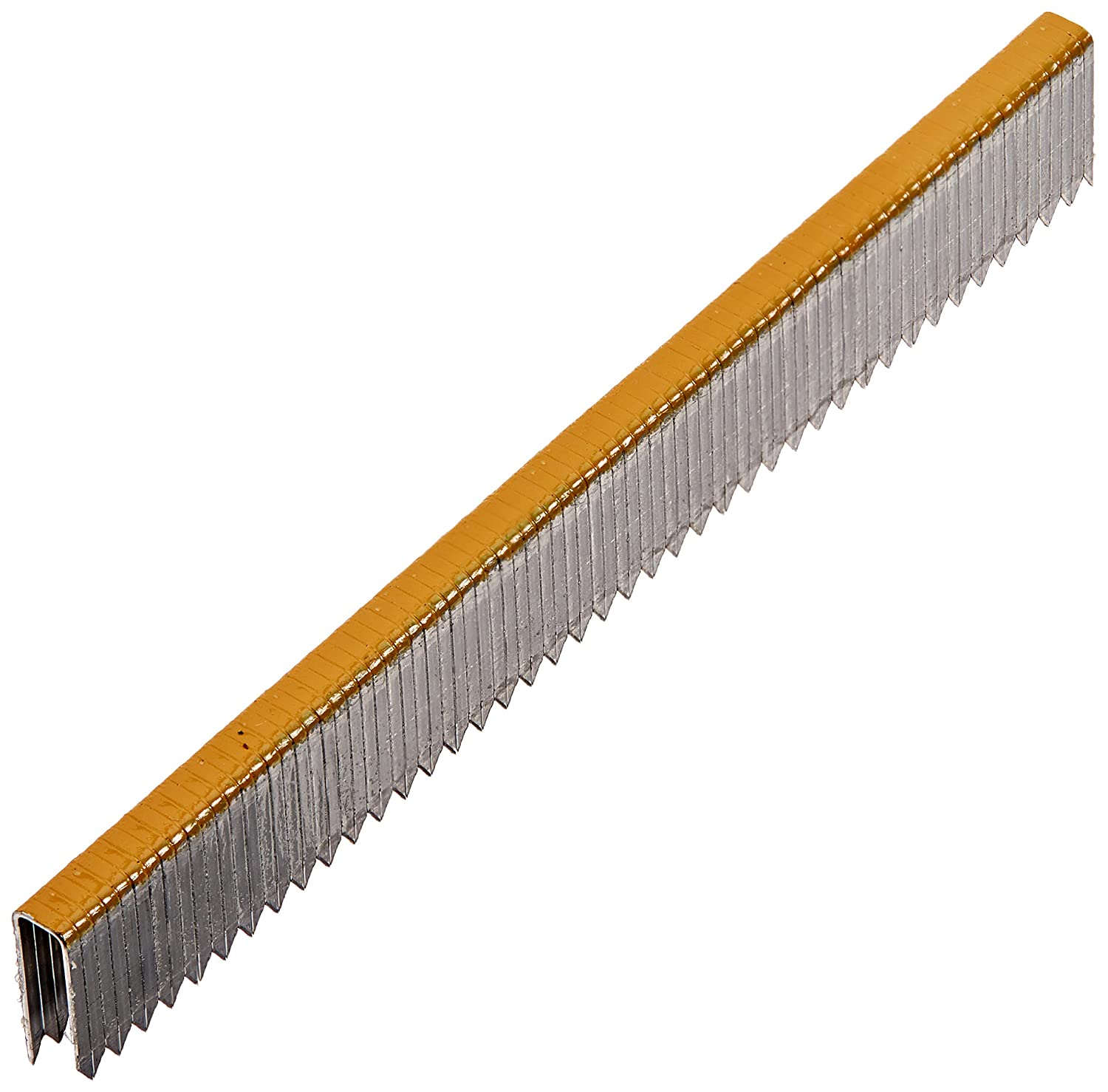 Duo-Fast 5418D 9/16-Inch by 20 Gauge 3/16 Crown Gold Staple (5,000 per Box)