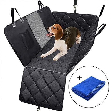 Sualer Dog Harness Vest with Flashlight Storage   Amazon