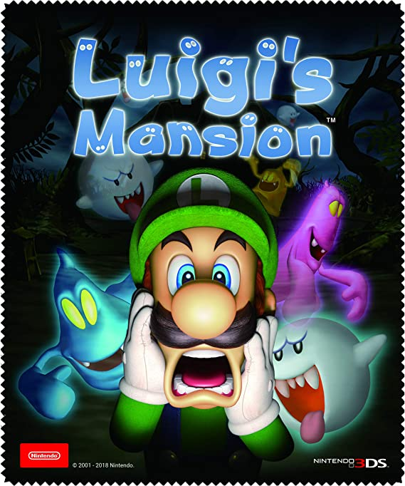 Gamuza - Luisis Mansion: Amazon.es: Videojuegos