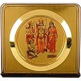 Autosure A00106 Universal Religious Statue of Shri Ram Durbar