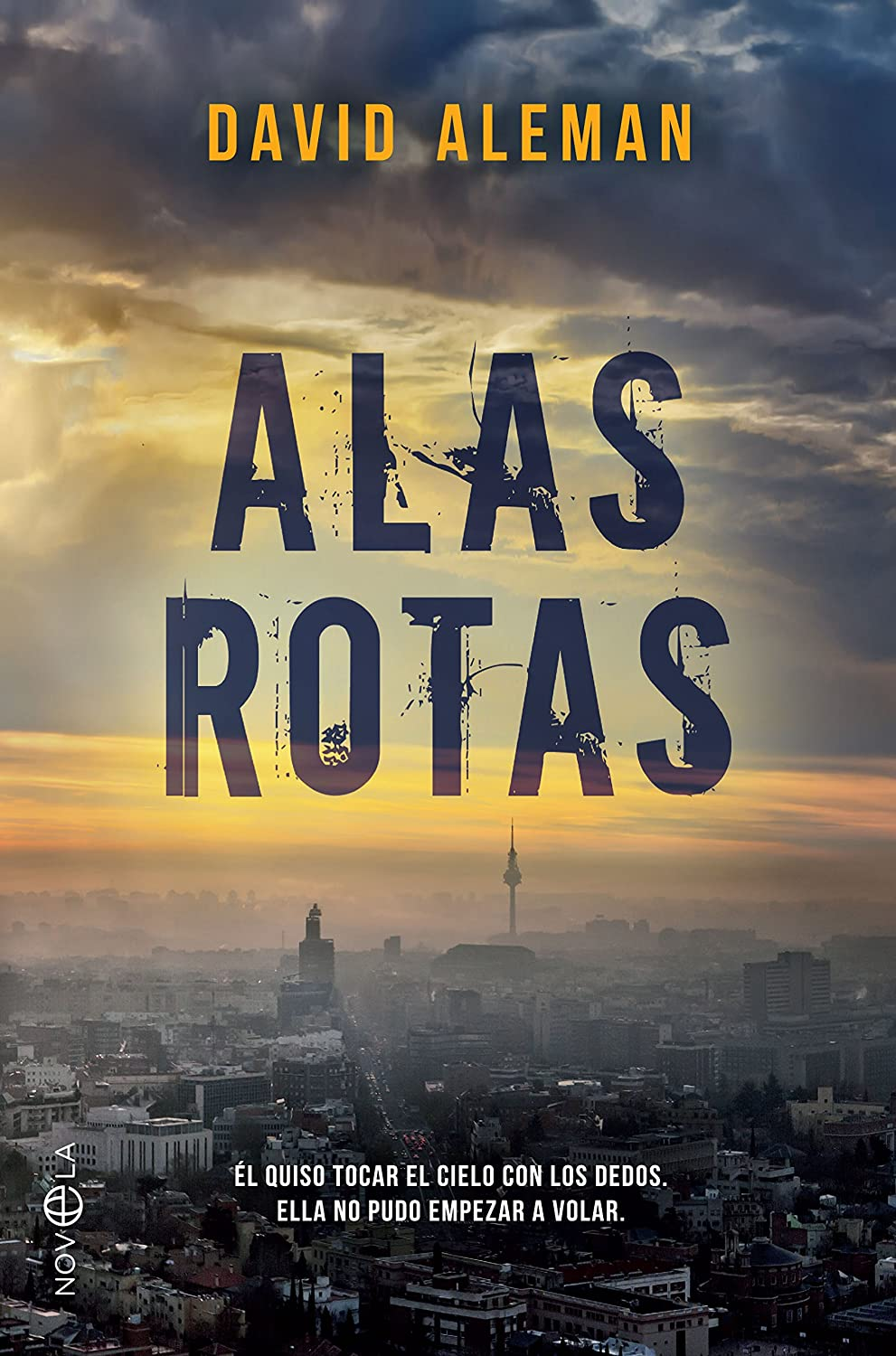 Alas rotas (Ficción) eBook: Aleman, David: Amazon.es: Tienda Kindle
