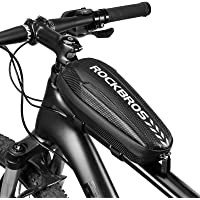 ROCKBROS Scooter Tas Bike Frame Tas Fiets Tas Waterdicht Slijtvast Bike Pouch voor MTB BMX Racefiets Grote voor iphone 7…