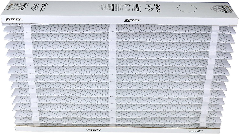 Carrier//EZ-Flex EXPXXUNV0016 Expandable Filter w// End Caps 16 x 25 x 5
