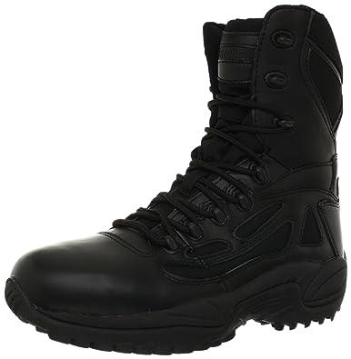 2f7511fc68d8 Reebok Men s 8 quot  Rapid Response RB Soft Toe Waterproof Combat Boot ...