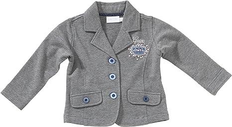 Geox - Abrigo gris de 98% algodón 2% elastano, talla: 98cm (3-4 años): Amazon.es: Bebé