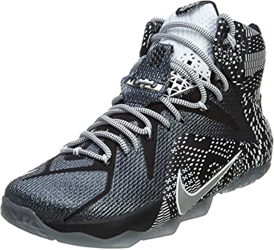 Pay attention to Attentive Shining  Nike Lebron XII Black History Month Mens Sneakers: Amazon.ca: Shoes &  Handbags