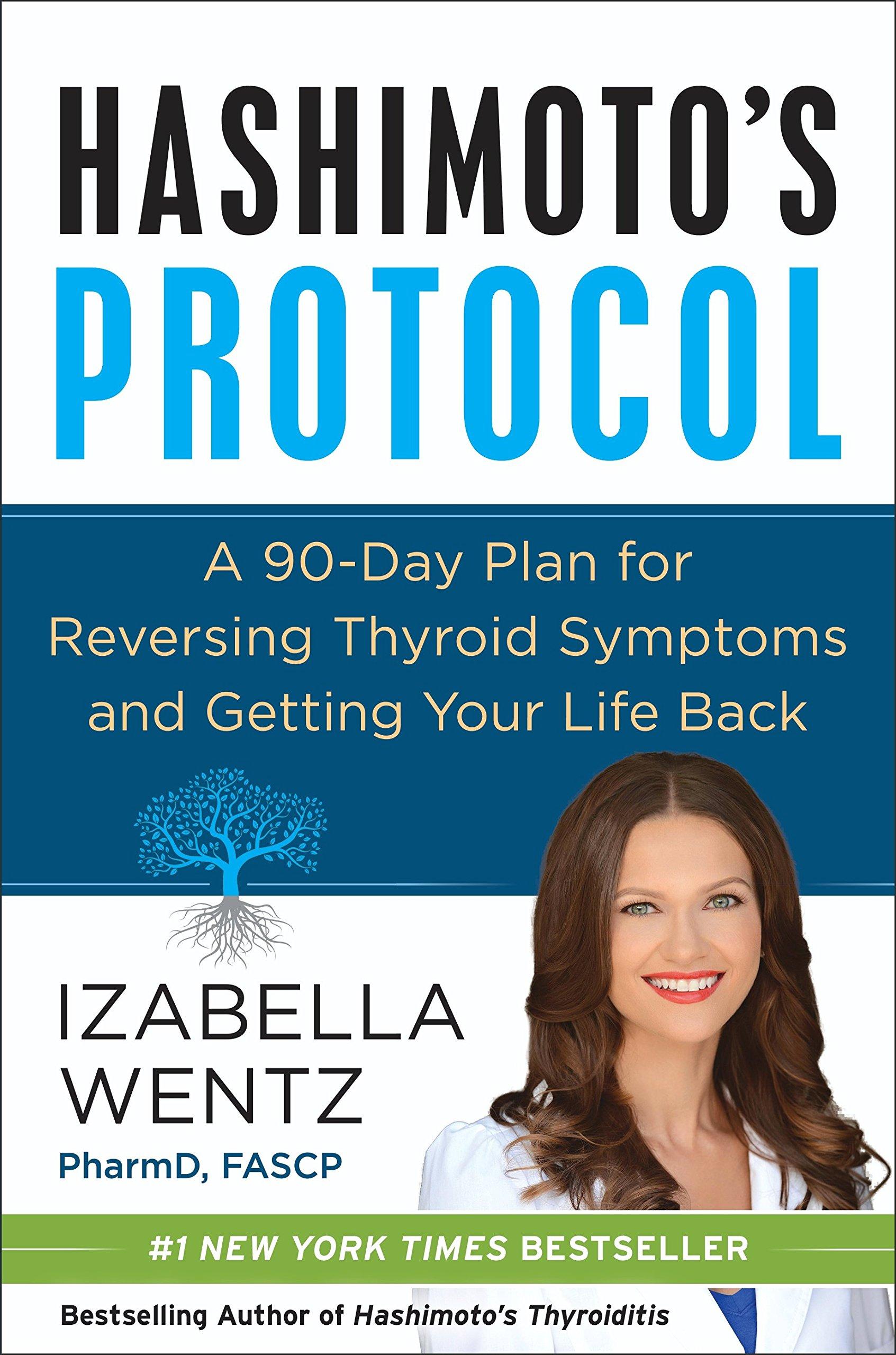 Hashimotos Protocol Reversing Thyroid Symptoms product image