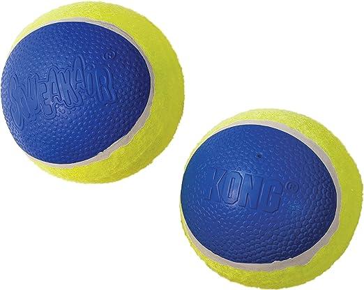 KONG - Squeakair Ultra Balls - Pelotas de Tenis sonoras Que ...