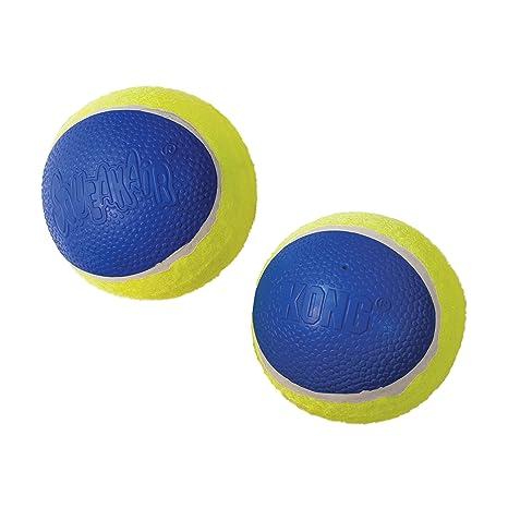 KONG - Squeakair® Ultra Balls - Pelotas de tenis sonoras que ...
