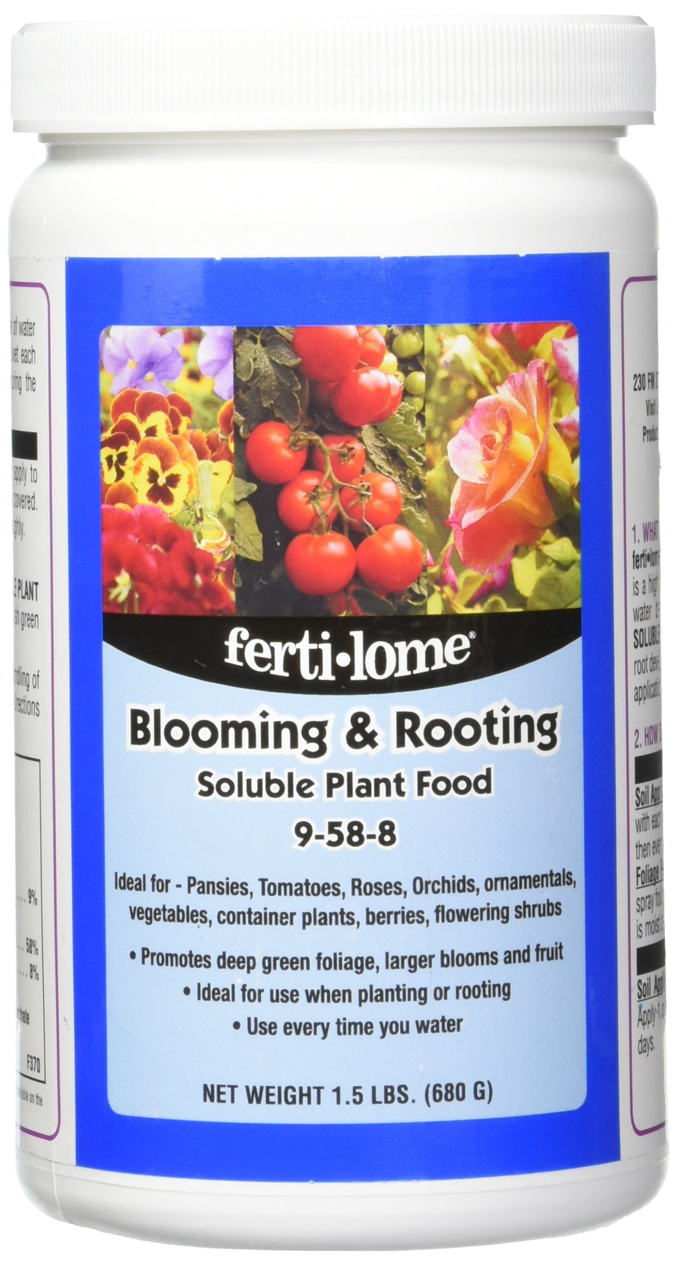 VOLUNTARY PURCHASING GROUP 11771 Bloom/Root Food, 1.5 lb
