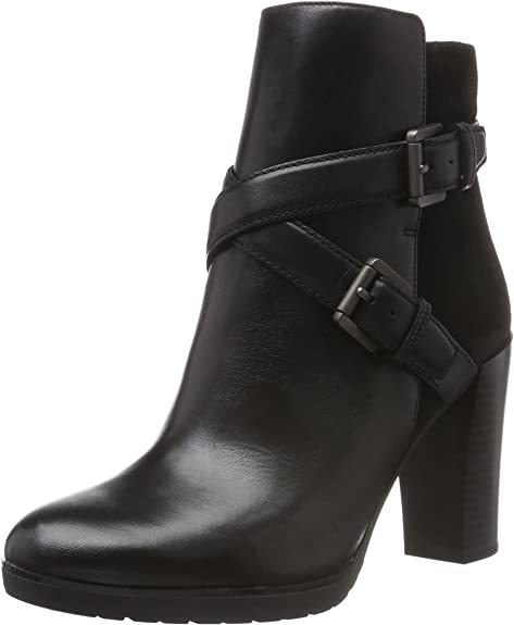 allestero camino Modernizzare  Geox Women's D Raphal a Ankle Boots: Amazon.co.uk: Shoes & Bags