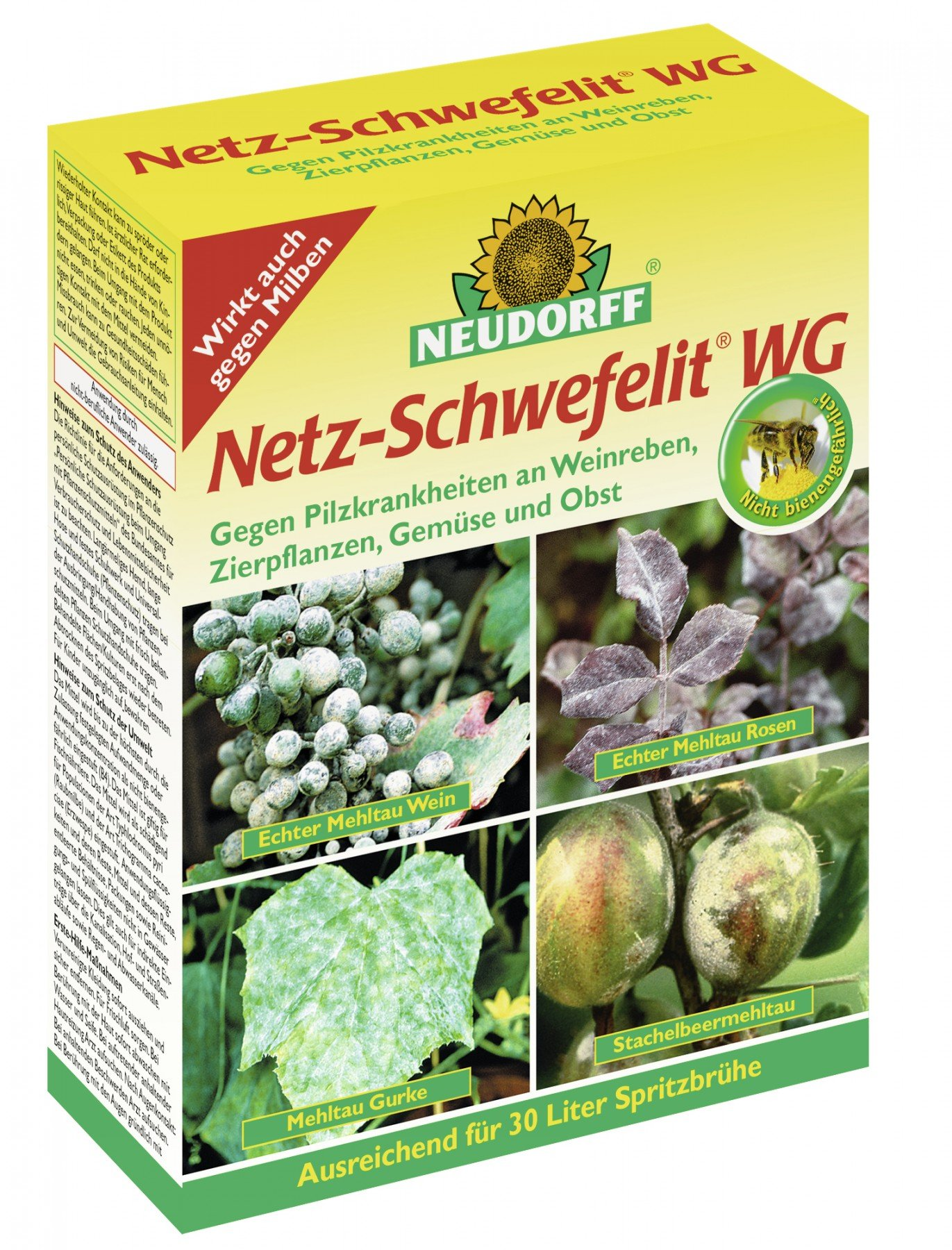 Neudorff Netz-Schwefelit® WG, 75 g product image