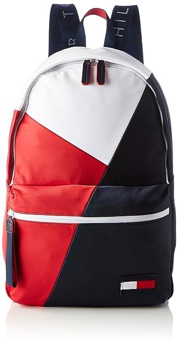 Tommy Hilfiger - Retro Backpack, Bolsos mochila Mujer, Blau (Corporate Cb),