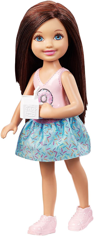 Amazon.es: Barbie Muñeca colección «Chelsea and Friends» hora de ir a dormir: Juguetes y juegos