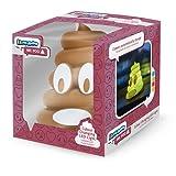 Plastic Mr Poo Emoticon Illumi-Mate Light, Yellow