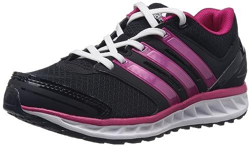 adidas - Scarpe da corsa Falcon Elite 3, Donna, C Black/BOPINK/