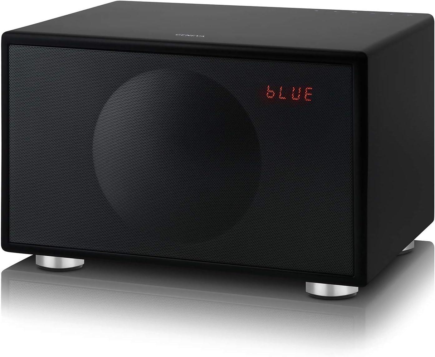Nero Geneva Classic Radio da Cucina