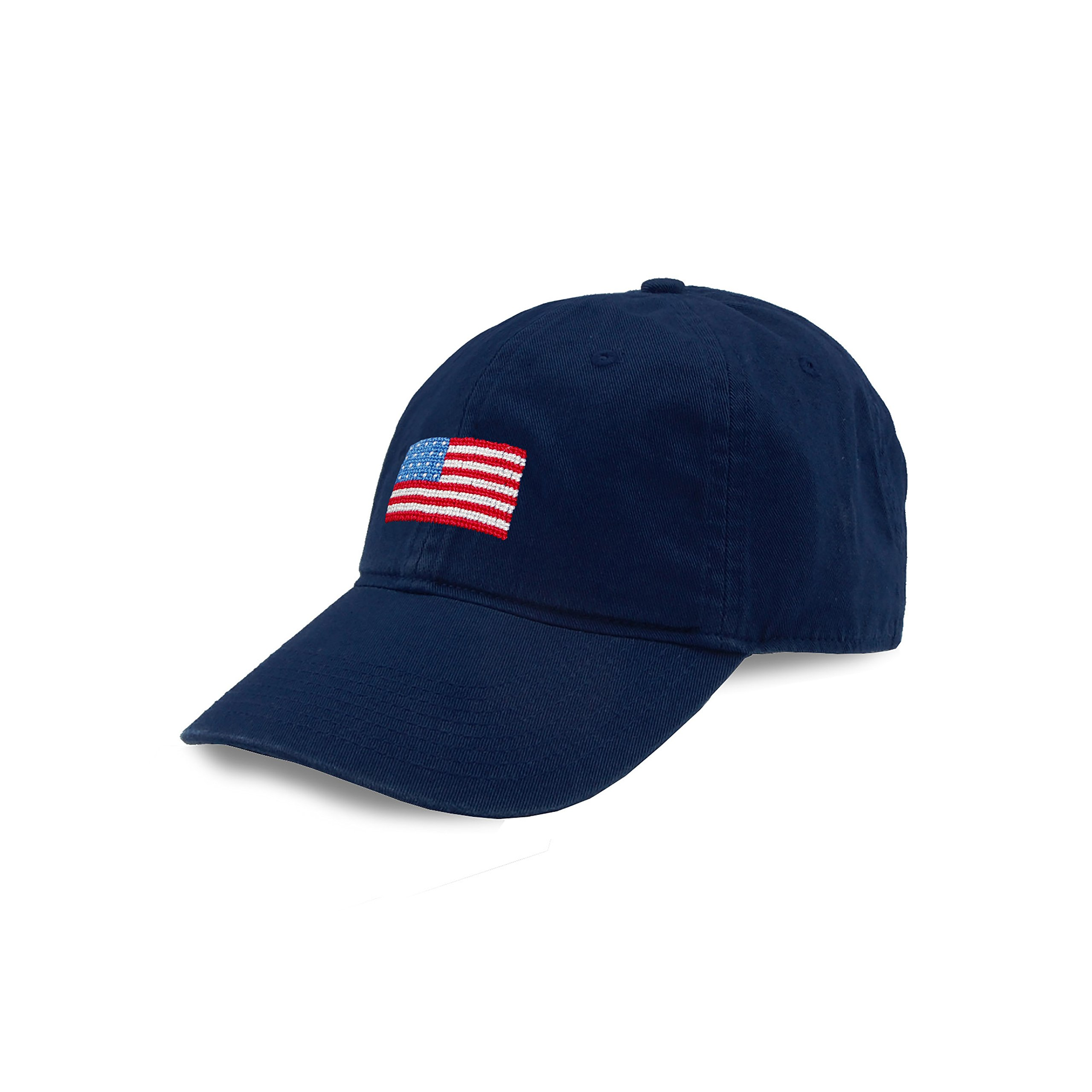 Smathers & Branson Men's Hat One Size American Flag/Navy