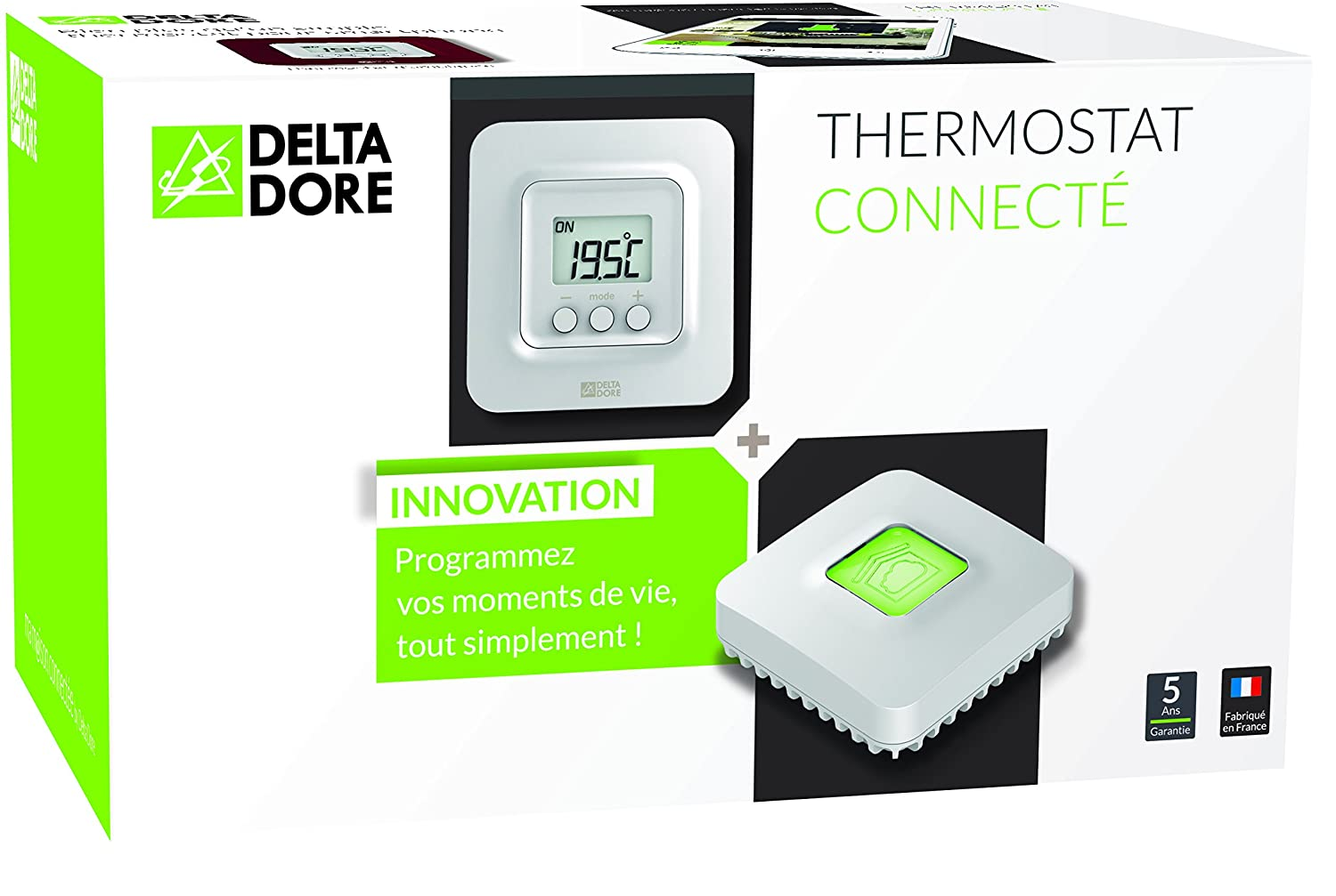 Pack Tybox 5100 Connect/é