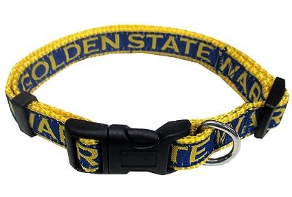 686138d21faa Amazon.com   NBA Golden State Warriors Dog Collar