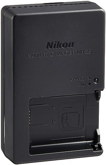 Amazon.com: Cargador de batería Nikon MH-28: Camera & Photo