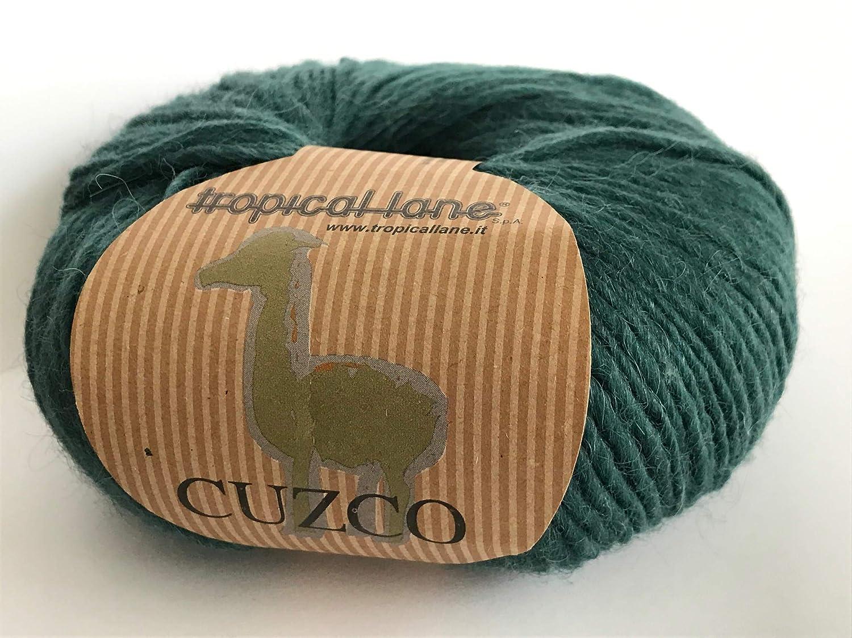 27/% alpaca 50/% lana 5/% mohair Gomitolo di lana di alpaca 18/% acrilico